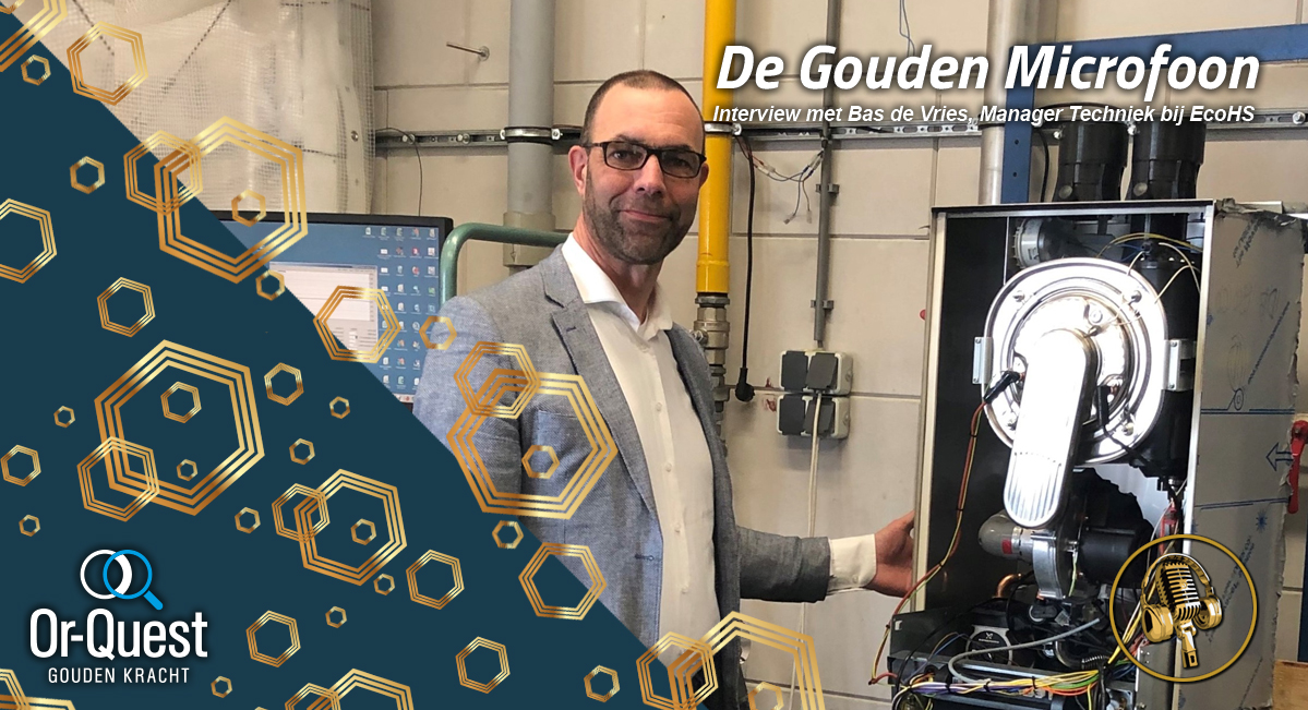 Bas de Vries - EcoHS